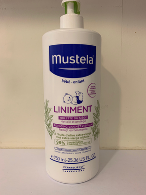 Image MUSTELA LINIMENT 750ML